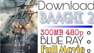 Baaghi 2 | Full Movie | Hindi | Action | 480p | 300MB | Download Link