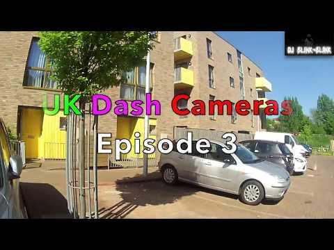 UK Dash Cameras Compilation 3 - Bad London Drivers 2018