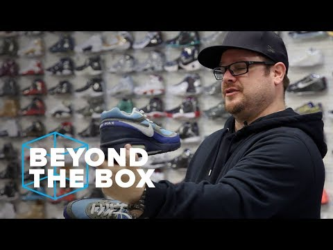 The Nike Air Force 1 that was voted the greatest of all-time | Beyond The Box