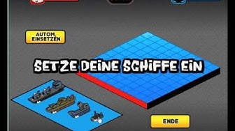 [Let's Play] Schiffe versenken (Battleship) - Playpop.com - Online-Spiel - Multiplayer - Konstenlos