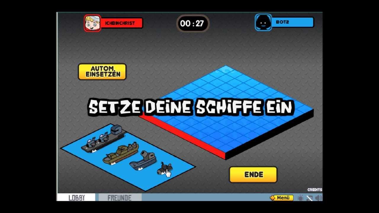 Schiffe Versenken Online Multiplayer