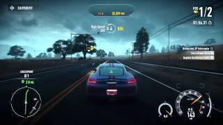 Need For Speed Rivals PS4 Taste!