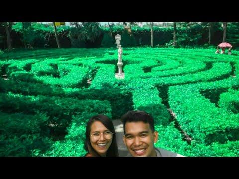 Capilla Santa Ana and Labyrinth Garden | Toledo Cebu