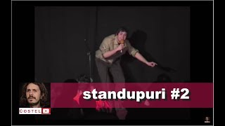 Standupuri #2 Costel stand-up comedy