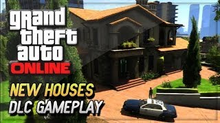 GTA 5 Online Independence Day DLC $175,000 Apartment Tour In GTA V Online (GTA 5 DLC Gameplay)