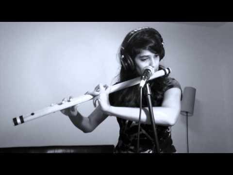 Jee Le Zara   Flute Cover by Srishti