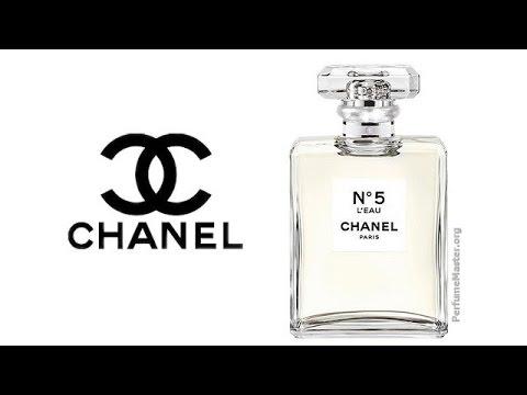Chanel No 5 Leau Perfume