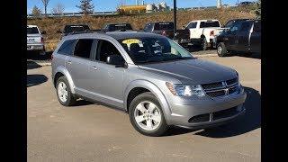 2017 Dodge Journey Canada Value Package | Edmonton AB | 18GV0894A | Crosstown Chrysler