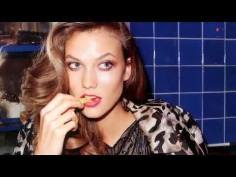 karlie KLOSS FALL WINTER 2011 (NEW YORK - PARIS ) (ADS COVER EDITORIALS )