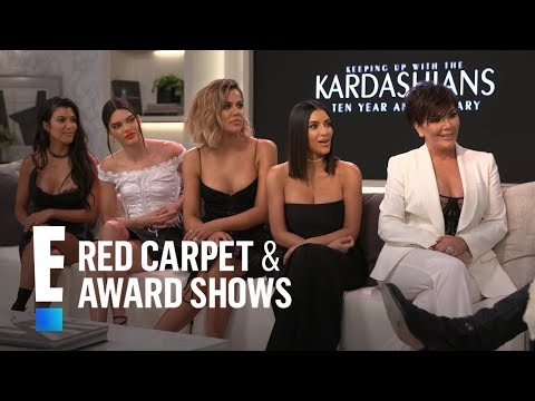 "Kardashians Reflect on 10 Years of ""Keeping Up With the Kardashians"" 