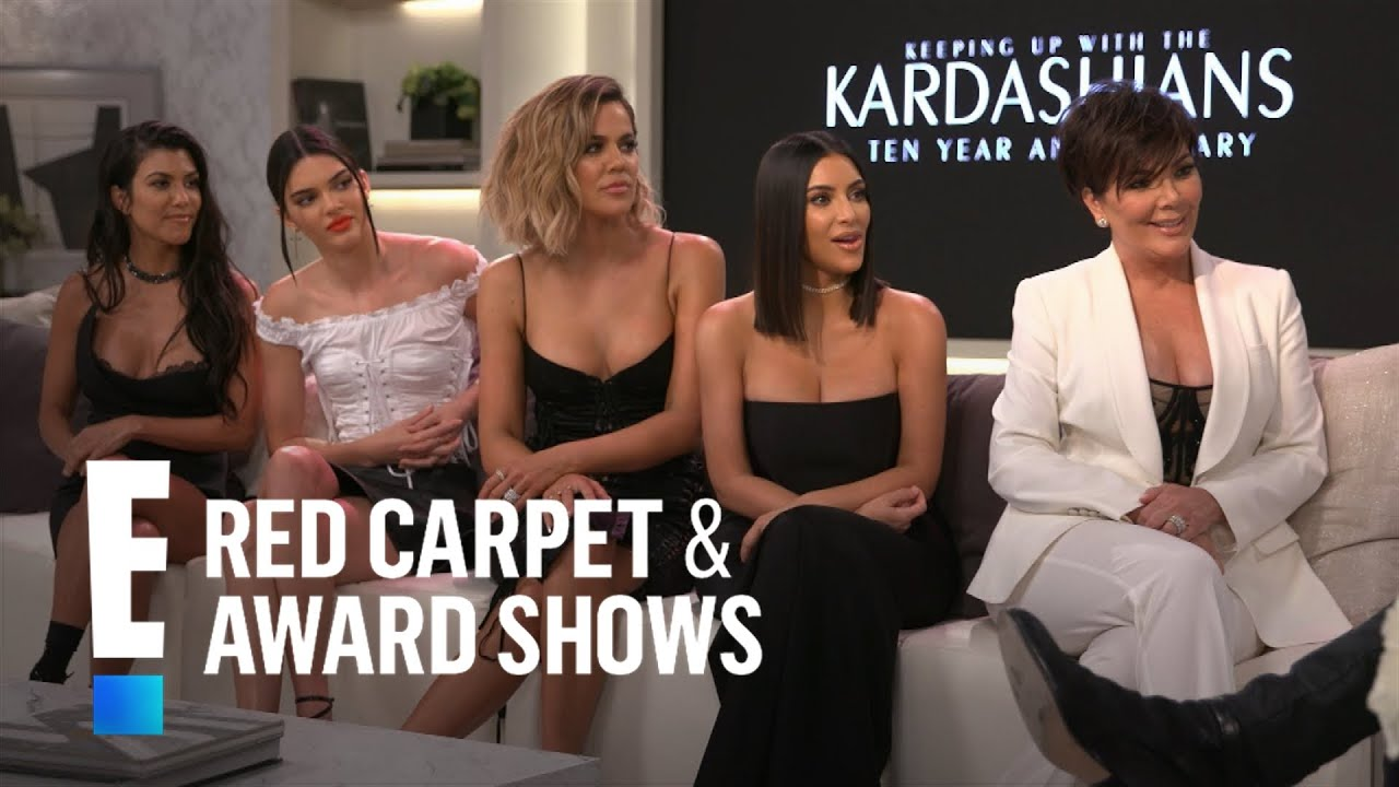 Kardashians reflect on 10 years of keeping up with the for Living with the kardashians full episodes