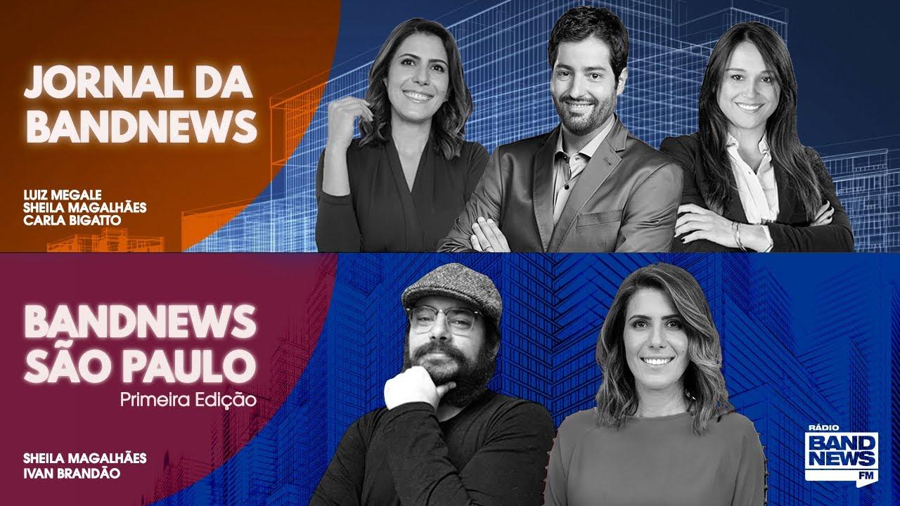 Download Jornal BandNews FM / BandNews São Paulo 1ª Edição - 25/10/2021