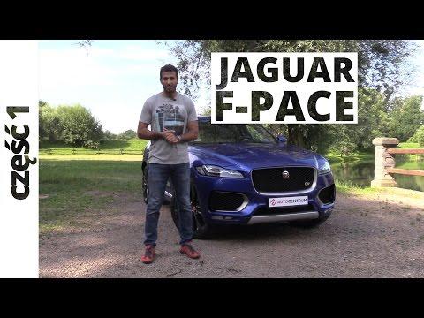 Jaguar F-Pace 3.0 TDV6 300 KM, 2016 - test AutoCentrum.pl #287