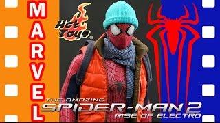 Фигурка Человек-Паук - Новый Человек-Паук 2: Высокое напряжение | The Amazing Spider Man 2 Hot Toys