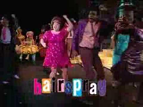 Hairspray Broadway Musical Tour Montage