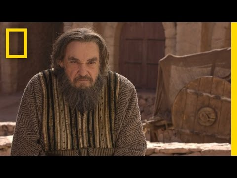 John Rhys Davies on Playing Annas  Killing Jesus