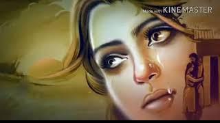 Akhion Noon Chain Na Awe Sajna Ghar-A-Ja ustad nusrat fateh ali khan remix dr zubair