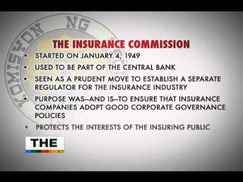 What Is The Role Of The Insurance Commission?