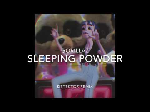 Gorillaz - Sleeping Powder [Detektor Remix]