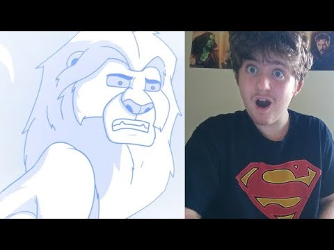 How The Lion King Should Have Ended Reaction