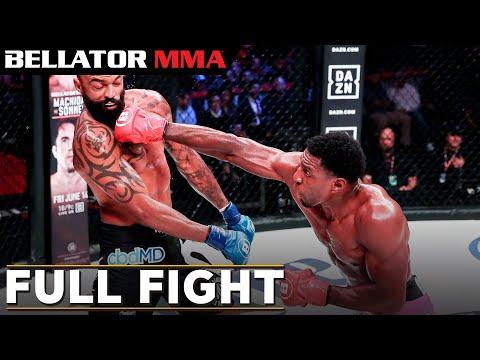Full Fight | Phil Davis vs. Liam McGeary - Bellator 220