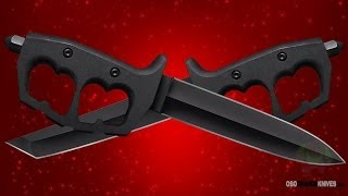 Cold Steel Chaos Battle Knives in Action