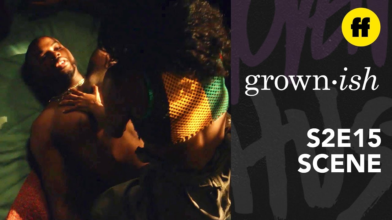 Download grown-ish Season 2, Episode 15 | Aaron Almost Gets Caught Hooking Up | Freeform