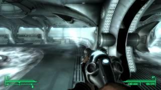 Fallout 3 - Mothership Zeta (full gameplay)