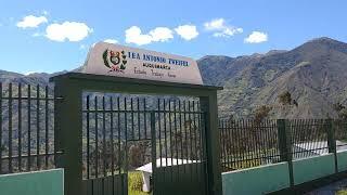 Colegio Antonio Zweifel de Auquimarca 🗻 Paucartambo, Cerro …