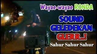 Download SOUND SYSTEM RONDA  PAKAI GLEDEKAN AUTO GLERR