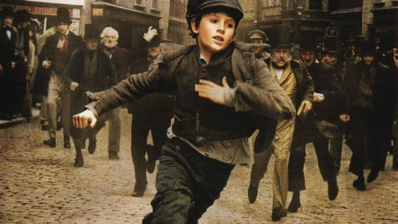 "Libro De Oliver Twist ""oliver Twist"" By Charles Dickens, Chapter 1 (story Read"