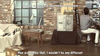 Cover images Kim Jong Kook - Men Are All Like That MV English subs   Romanization   Hangul] HD