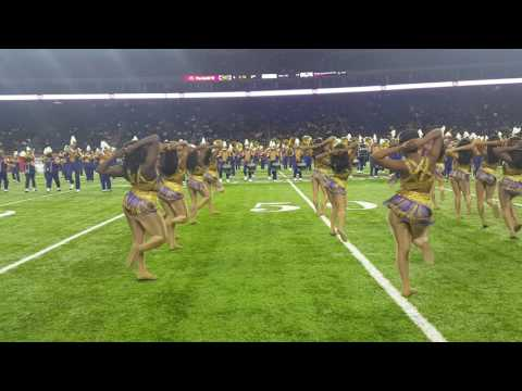 """Alcorn State-SOD """"""""Halftime Show """"""""SWAC Championship 2016 against Grambling State University"""