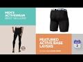 default - DRSKIN Compression Cool Dry Sports Tights Pants Baselayer Running Leggings Yoga Rashguard Men