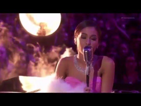Ariana Grande -Dangerous Woman MTV Movie Awards