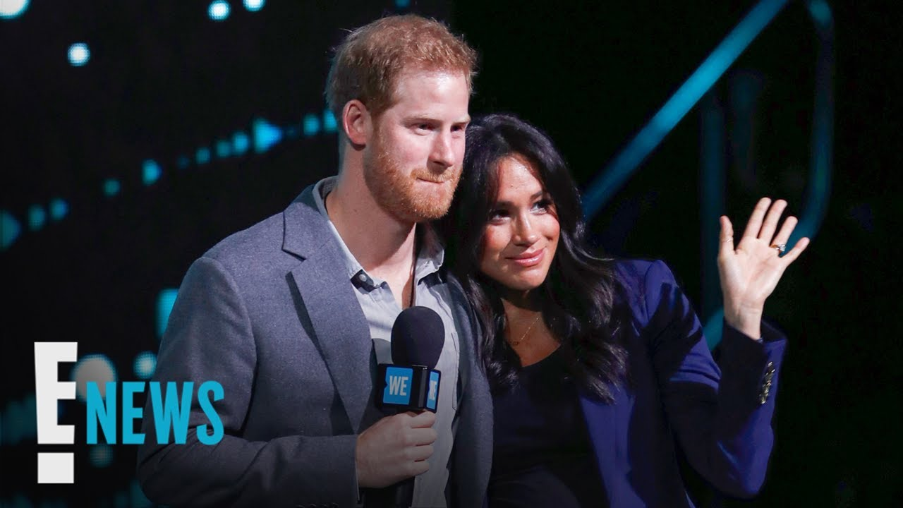 Prince Harry & Meghan Markle to Drop