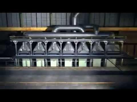 Mining 3D animation