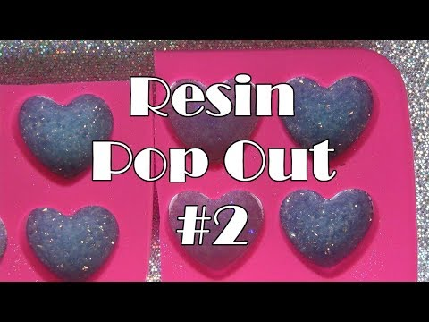 Resin Pop Out #2 (with sound, no music)