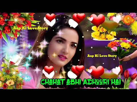 💞New Love,,Romantic,,30se 💖WhatsApp Status💟Mai To Uspe Marti Hu Pal Pal Aahe Bharati Hu,,