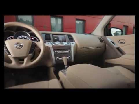 2012 Nissan Murano Interior Youtube