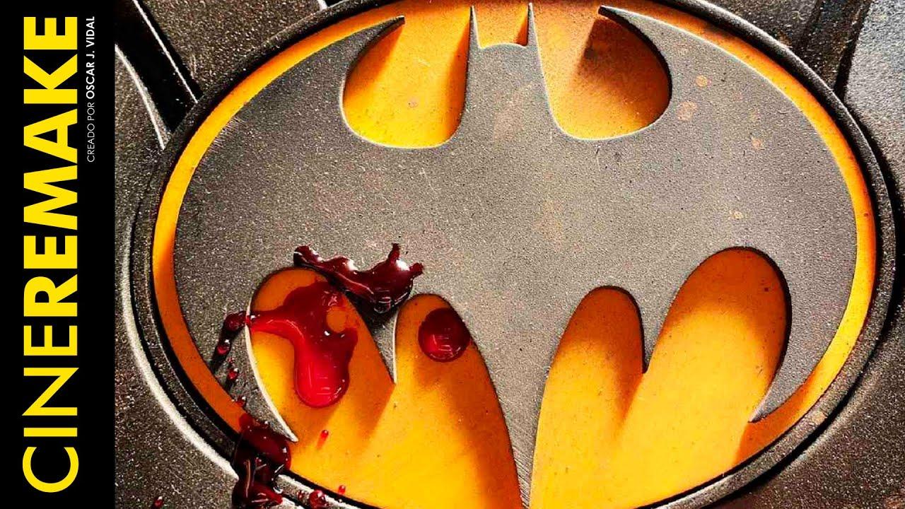 THE FLASH: Primer vistazo al traje de BATMAN de Michael Keaton | Cine Remake