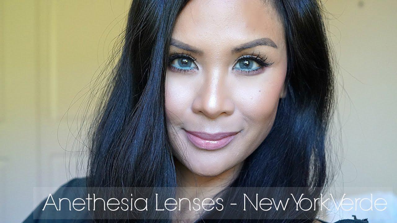 cede656ba Anesthesia Lenses Review - New York Verde - YouTube