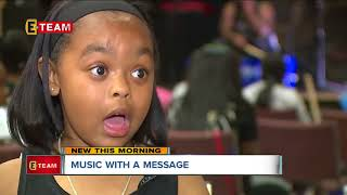 Helping Cleveland kids combat suicide through music