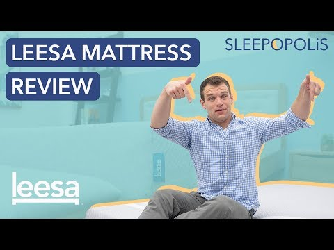 Leesa Mattress Review - Taking A Look At The Updated Bed
