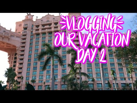 Vacation Vlog- Day 2 On The Cruise Ship Having Fun In The Bahamas