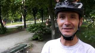 200 км/час на велосипеде не предел. Чемпионат Украины по велоспорту Белая Церковь 2013