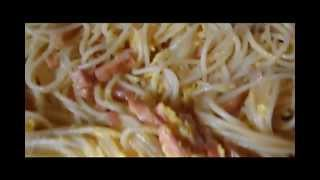 Pasta Alla Carbonara Vegetariana Ii Versione (no Zucchine)