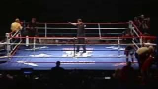 Amanda Lavoy vs MaEisha Lowe