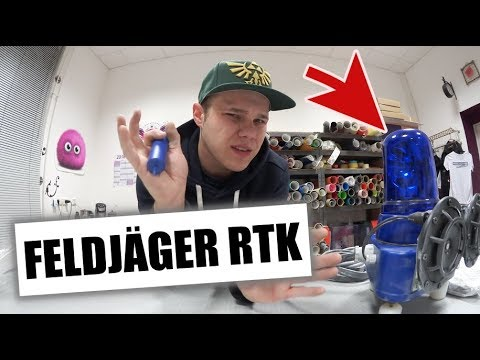 Das Blaulicht der Feldjäger 🚨🚓- Feldjäger RTK | ItsMarvin