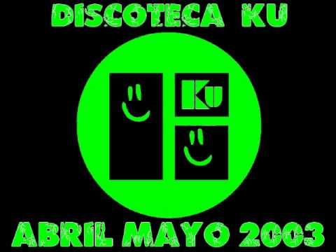 Discoteca KU - Djs Julen & Idoia - Abril Mayo 2003